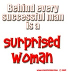 Successful Man...Surprised woman