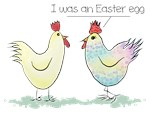 Funny Easter Egg Chicken Gifts