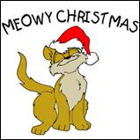 MEOWY CHRISTMAS...