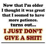 Patience Humor