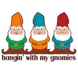Hanging With My Gnomies T-Shirts & Gifts