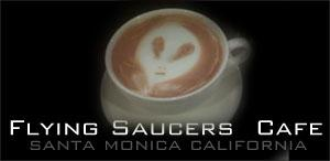 Flying Saucers Cafe Shirts