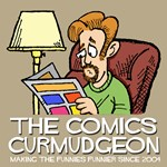 Official Comics Curmudgeon Stuff!
