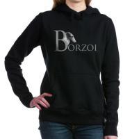 Borzoi Logo Design
