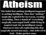 Magic Atheism