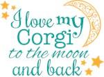 Corgi to the Moon