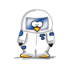 Astronaut Penguin