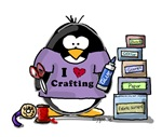 I love crafting penguin