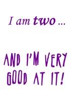 Good at two