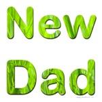 New dad green grass