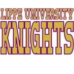 Lippe University Knights Mascot