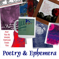 Poetry & Ephemera