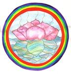 Crown Chakra Flower Mandala