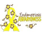 Awareness 6 Endometriosis Shirts & Merchandise
