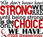 How Strong We Are MDS Apparel