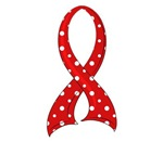 Polka Dot Ribbon Vasculitis Shirts and Merchandise