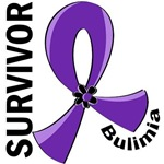 Survivor 12 Bulimia T-Shirts and Gifts