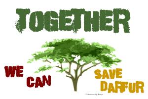 Together ..... (Darfur)