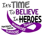 Time To Believe PANCREATIC CANCER