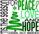 Christmas 1 Cerebral Palsy Holiday Cards and Gifts