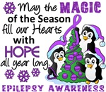 Epilepsy Christmas Cards and Gifts