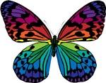 Psychadelic Butterfly