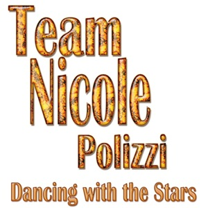 Team Nicole Polizzi Dancing with the Stars