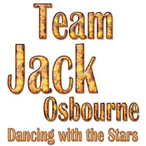Team Jack Osbourne Dancing with the Stars