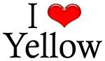 I Heart Yellow