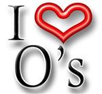 I Heart O Names