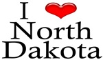 I Heart North Dakota