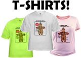 Inclusion Voodoo Doll T-shirts