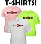 Stop Exclusion T-shirts