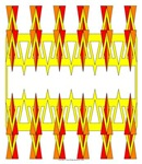 Triangle Glyph 11 V