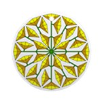 Round Flower Ornaments and Jewelry 246-342