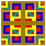 Interlocking Colors
