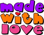 Made With Love - Girls Design