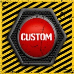 Custom Big Red Button