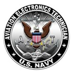 USN Aviation Electronics Tech Eagle AT