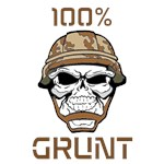 100% GRUNT