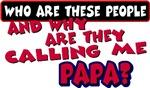 Calling Me Papa