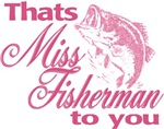 Miss Fisherman