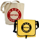 Dads Detail Duffle Bags