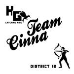 Catching Fire Team Cinna