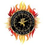 Hunger Games Tick Tock Flames