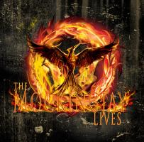 Hunger Games Fiery Grunge The Mockingjay Lives