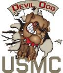 USMC  Devil Dog