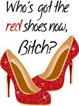 Who's got the Red Shoes Now