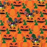 Halloween Pumpkin Patch Candy
