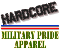 Hardcore Military Pride